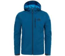 Durango Hooded Outdoor Jacket monterey blue