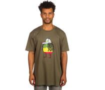 Rasta Zitrone T-Shirt