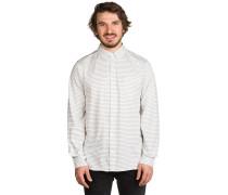 Shaw Stripe Hemd weiß
