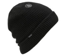 Sweep Lined Beanie black