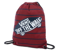 Benched Novelty Backpack tibetan red stripe