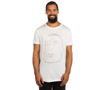 Barry II T-Shirt weiß