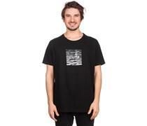 Liquid T-Shirt schwarz