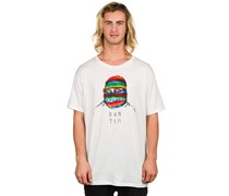 Jeremie DB T-Shirt weiß