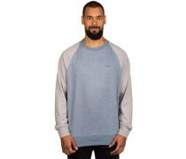 Pennycross Crew Sweater blau
