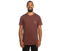 Pocket T-Shirt vintage red