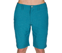 Snt Static Hybrid Boardshorts blau