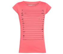 Arrowfield T-Shirt pink rose