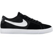 SB Blazer Vapor Sneakers schwarz