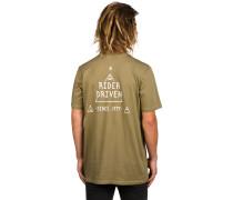 Drive T-Shirt grün