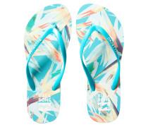 Dama Sandalen Frauen blau