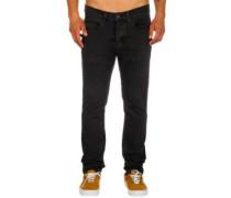 K Skinny Denim Jeans carbon od