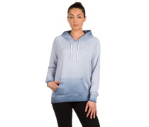 Tera Pullover Hoodie pigment spray