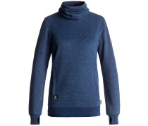 Veneer Sweater blau
