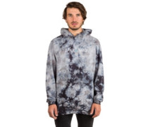 Sharpie Hoodie black crystal wash