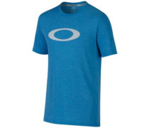 O-Mesh Ellipse T-Shirt ozone lt heather