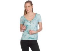 Keaton T-Shirt nile blue tie