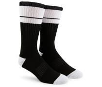 Quarta Socken schwarz