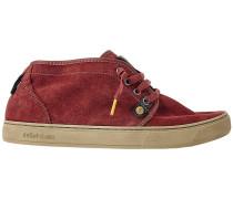 Yasuragi Suede Sneakers rot