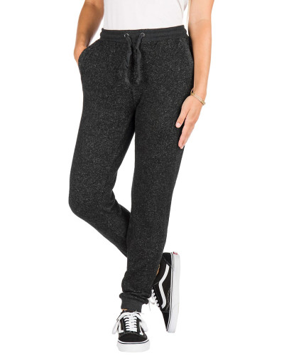 Cosy Jogging Pants black marled