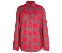 Juniper Flannel Hemd rot