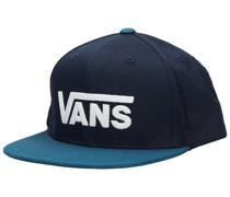 Drop V II Snapback Cap moroccan blue