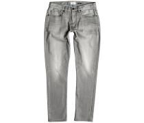 Distorsion Jeans grau