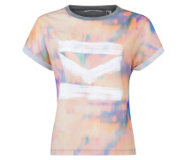 Northern Lights T-Shirt pink