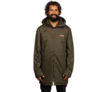 Campus Parka black olive