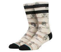 Hickman Socken weiß