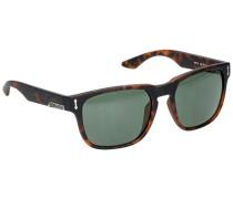 Monarch Matte Tortoise Sonnenbrille braun