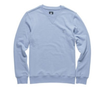 Cornell Pastel Crew Sweater blue fade