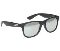Spicoli 4 Matte Black Sonnenbrille schwarz