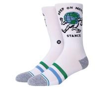 Keep On Movin Socks