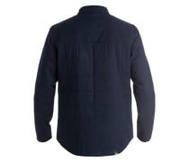 Agent Shirt LS navy blazer