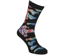 Alphas Socken schwarz
