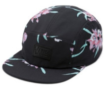 Gwen Camper Cap black hawaiian