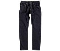Worker Slim Jeans blau