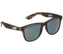 Daily Shade Tortoise Rubber Sonnenbrille braun