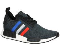 NMD_R1 Primeknit Sneakers schwarz