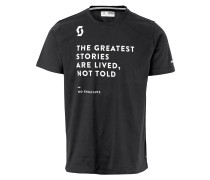 10 True T-Shirt schwarz