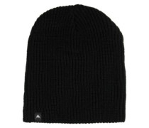 All Day Long Beanie true black