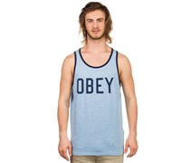 Basement Tank Top blau