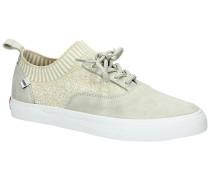 SubAge Soc YounameKnit Sneakers braun