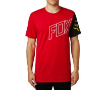 Moto Vation T-Shirt dark red