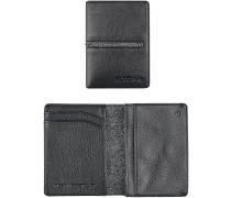 Coastal Card Geldbörse schwarz