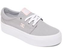 Trase Platform Sneakers white