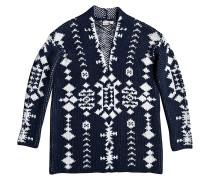 Karid 3 Pullover blau