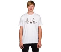 Fan Fare T-Shirt weiß