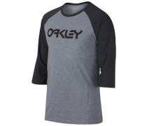 50-Mark II Raglan T-Shirt LS athletic heather grey